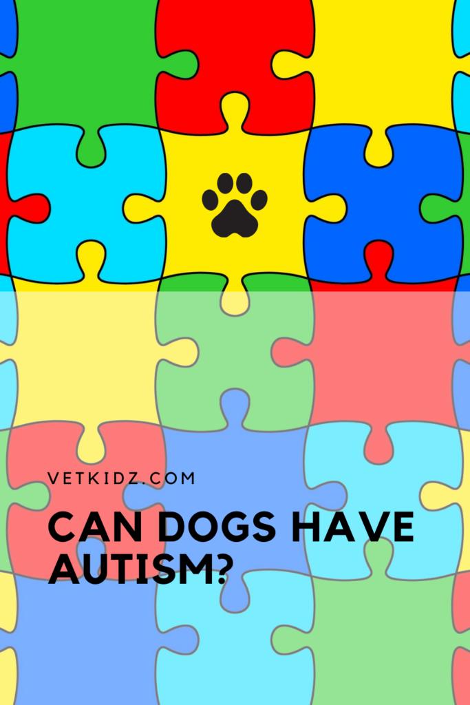 Dog Autism Pinterest Pin