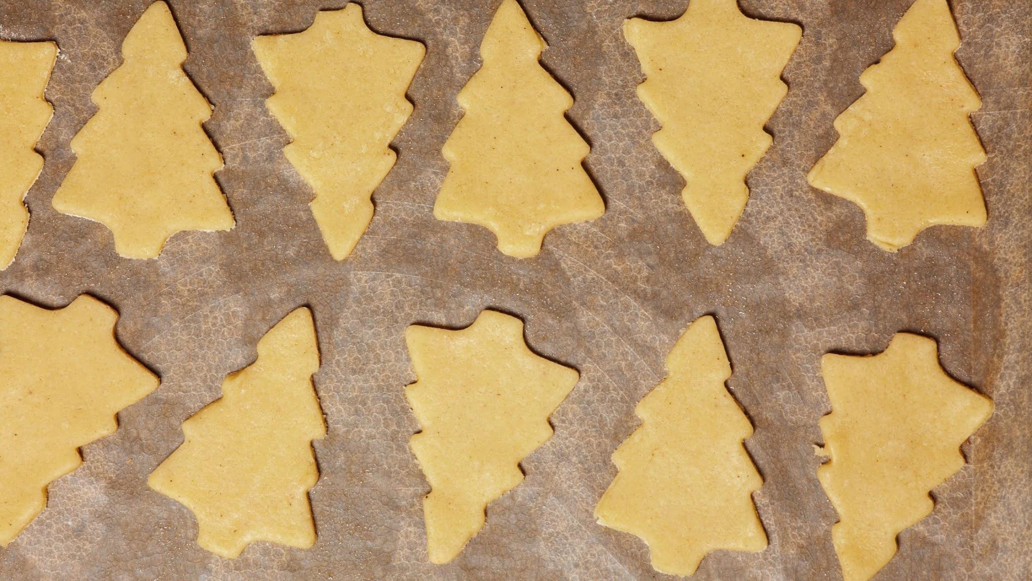 Blog Banner Christmas Cookies for Your Dog